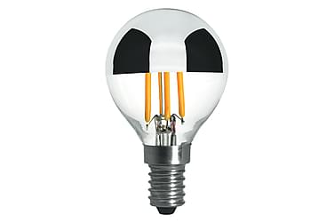 Malmbergs Elektriska Klot/Topp LED-lampa 1,8W E14 2700K Fila