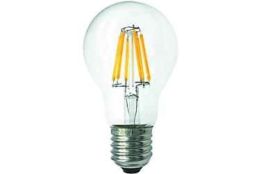 Malmbergs Elektriska Normal LED-lampa 3,6W E27 2700K Filamen