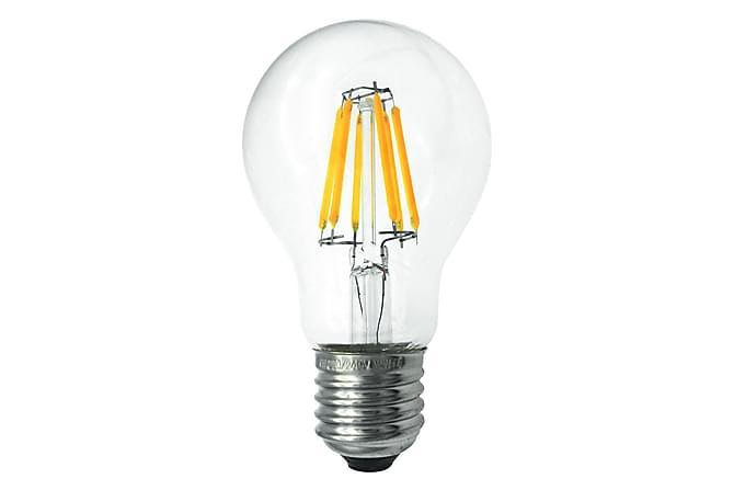 Normal LED-Lampa 5,4W 2700K E27 Klar Dim - Filament - Belysning - Glödlampor & ljuskällor - LED-belysning