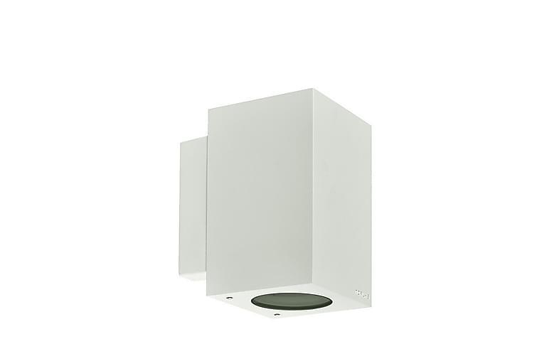 Sandvik nedljus - Vit - Belysning - Utomhusbelysning - Fasadbelysning