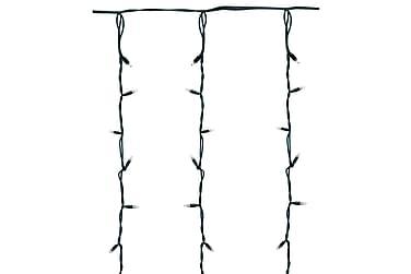 Chrissline Draperi Ljusslinga 2x1,5 m 150L