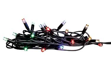 Chrissline Ljusslinga LED 50L Extra Multifärgad
