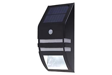 NSH Hortus Solcellampa med Sensor 1 LED/1 SMD