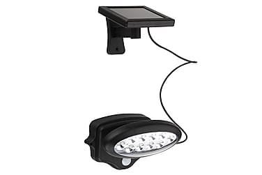NSH Hortus Solcellampa med Sensor 10 LED