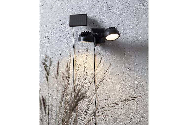 SolVägg2spot350/15Lm - Belysning - Utomhusbelysning