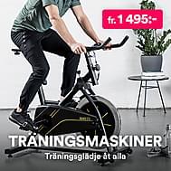 Träningsmaskiner