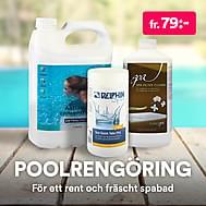 Poolrengöring