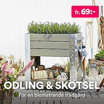 Odling & trädgårdsskötsel