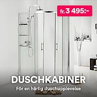 Duschkabiner
