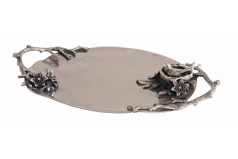 Fat Silver - AG Home & Light - Heminredning - Dekoration - Brickor & fat
