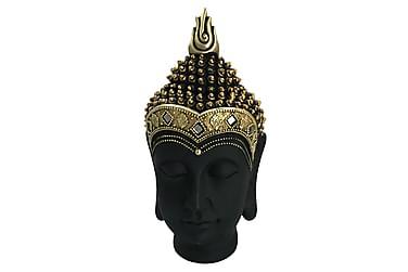 Sumati Dekoration Buddha Huvud 10x19 cm