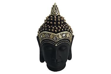 Sumati Dekoration Buddha Huvud 15x27 cm