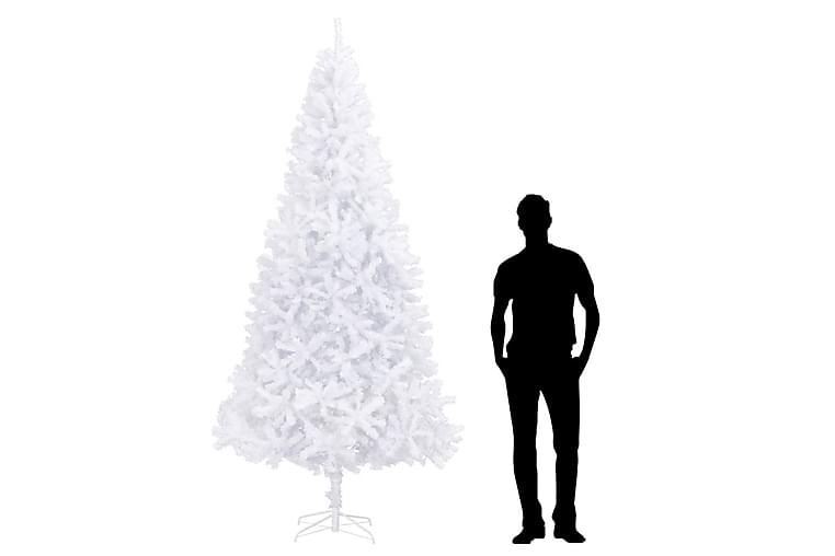 Plastgran 300 cm vit - Vit - Heminredning - Dekoration - Julpynt & juldekoration