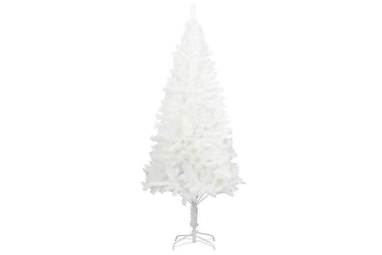 Plastgran verklighetstrogna barr vit 210 cm - Vit - Heminredning - Dekoration - Julpynt & juldekoration
