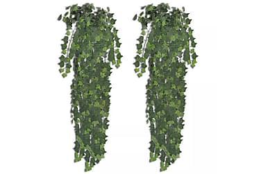 Konstgjord murgröna 2 st grön 90 cm