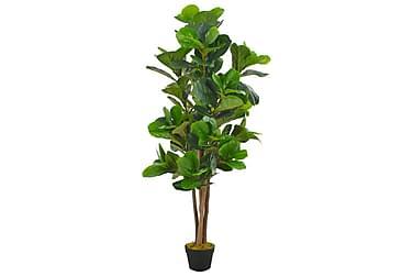Konstväxt Fiolfikus med kruka 152 cm grön