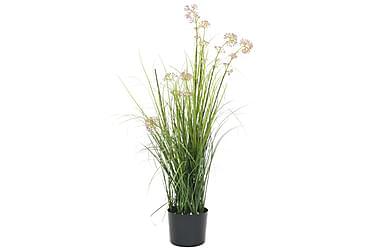 Konstväxt gräs med blomma 95 cm