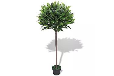Konstväxt Lagerträd med kruka 125 cm grön