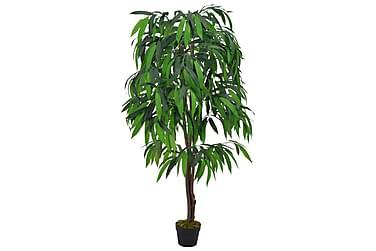 Konstväxt Mangoträd med kruka 140 cm grön
