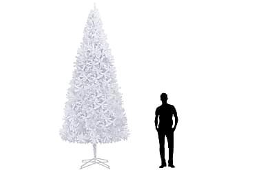 Plastgran 400 cm vit