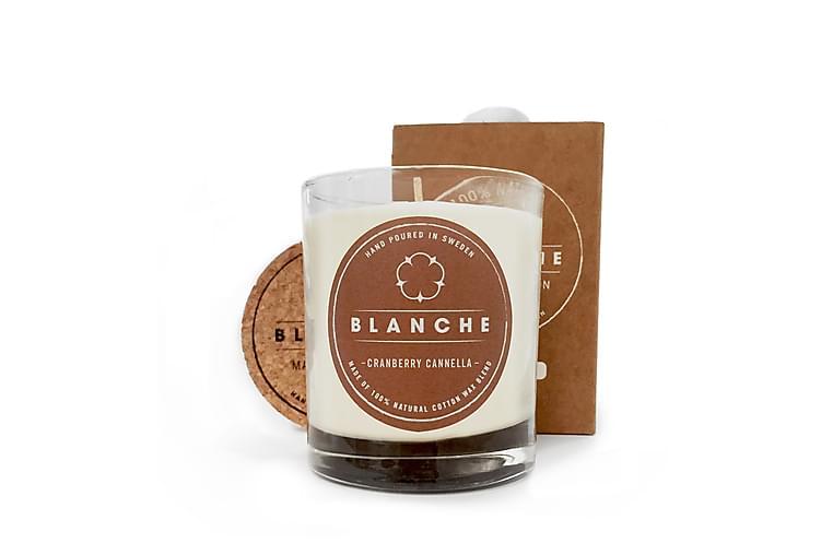 Blanche - Medium Cranberry Canella - Heminredning - Dekoration - Doftljus & rumsdofter