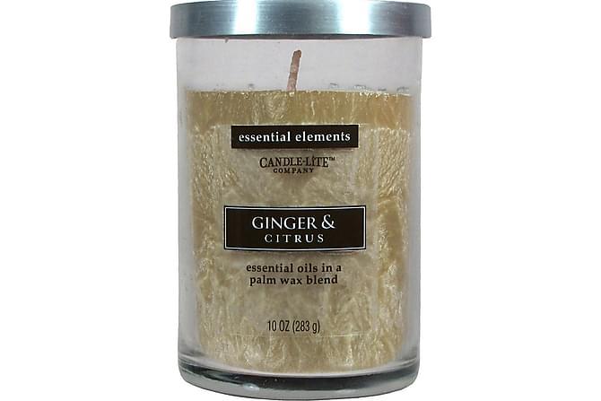 Essential Doftljus 283g - Ginger & Citrus - Heminredning - Dekoration - Doftljus & rumsdofter