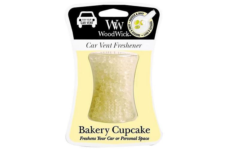 WoodWick Car Vent Bakery Cupcake - Heminredning - Dekoration - Doftljus & rumsdofter