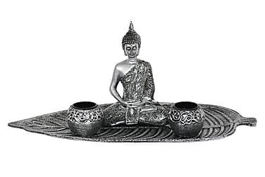 Eindra Ljushållare Buddha