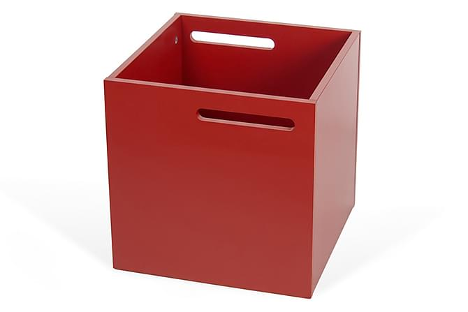 Temahome Kamakshi Förvaringslåda 34 cm - Röd - Heminredning - Förvaringslådor & korgar - Lådor