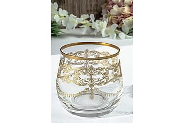 Noble Life Glasset Glas