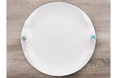 Etain Serveringsbricka 30|30 cm