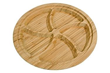 Kosova Frukostbricka 30 cm Bambu