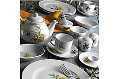 Kütahya Frukostset 33 Delar Porslin
