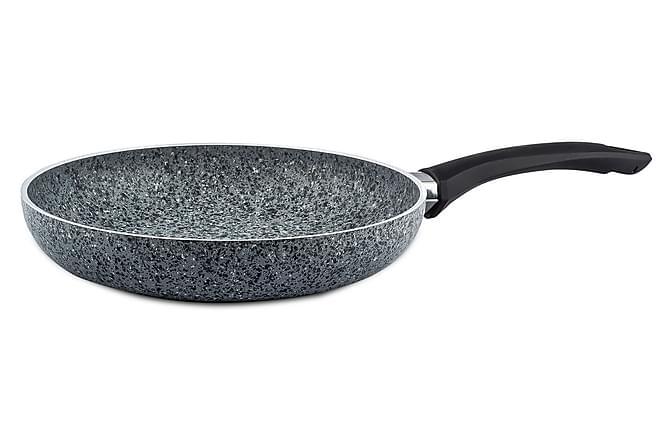 Noble Life Stekpanna 30 cm PEEK-överdragen - Grå - Heminredning - Husgeråd & kökstillbehör - Stekpannor