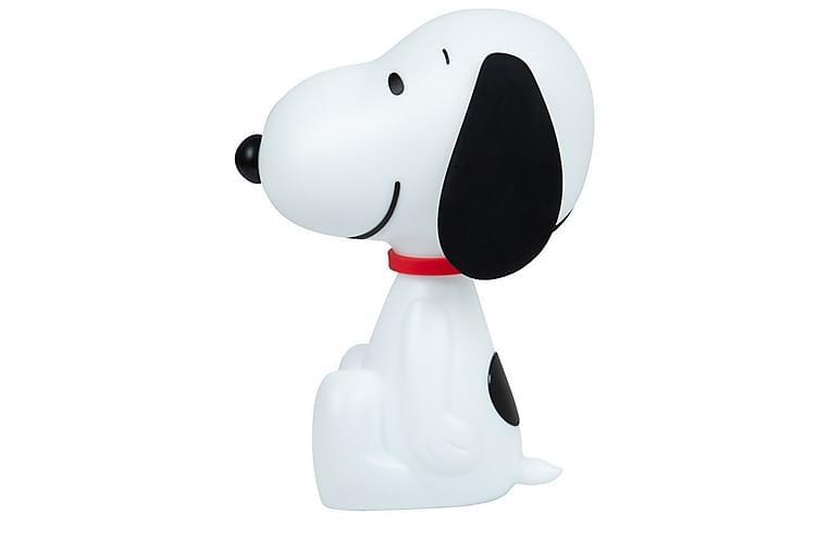 Snoopy nattlampa - Heminredning - Inredning barnrum - Barnlampa