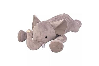 Gosedjurselefant plysch XXL 120 cm