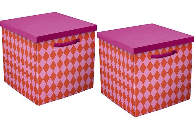 Flexa Förvaringsbox - Heminredning - Inredning barnrum - Leksaksförvaring