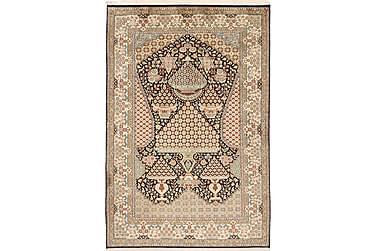 Orientalisk Silkesmatta Kashmir 123x182