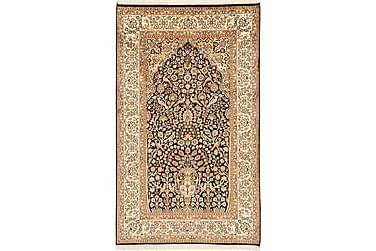 Orientalisk Silkesmatta Kashmir 94x157
