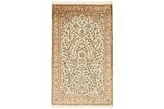 Orientalisk Silkesmatta Kashmir 94x158