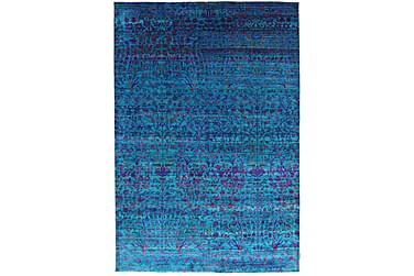 Sari äkta silke matta 207x301 Modern Matta