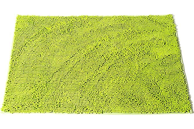 Lyons Badrumsmatta 90x60 - Äppelgrön - Heminredning - Mattor - Badrumsmatta
