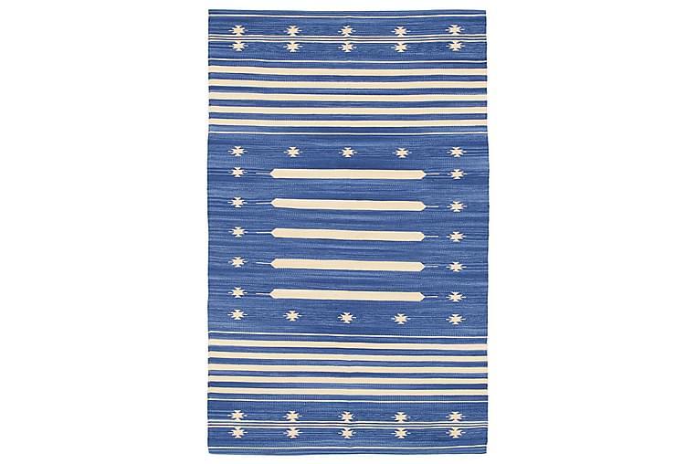 Patio 1 Bomullsmatta 140x200 cm Mörkblå - Vivace - Heminredning - Mattor - Bomullsmattor