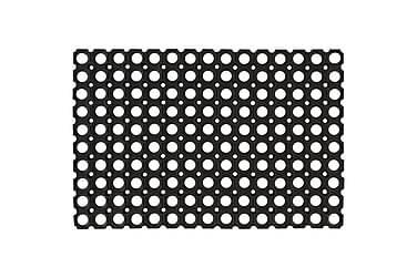Gummimattor 2 st 16 mm 60x80 cm