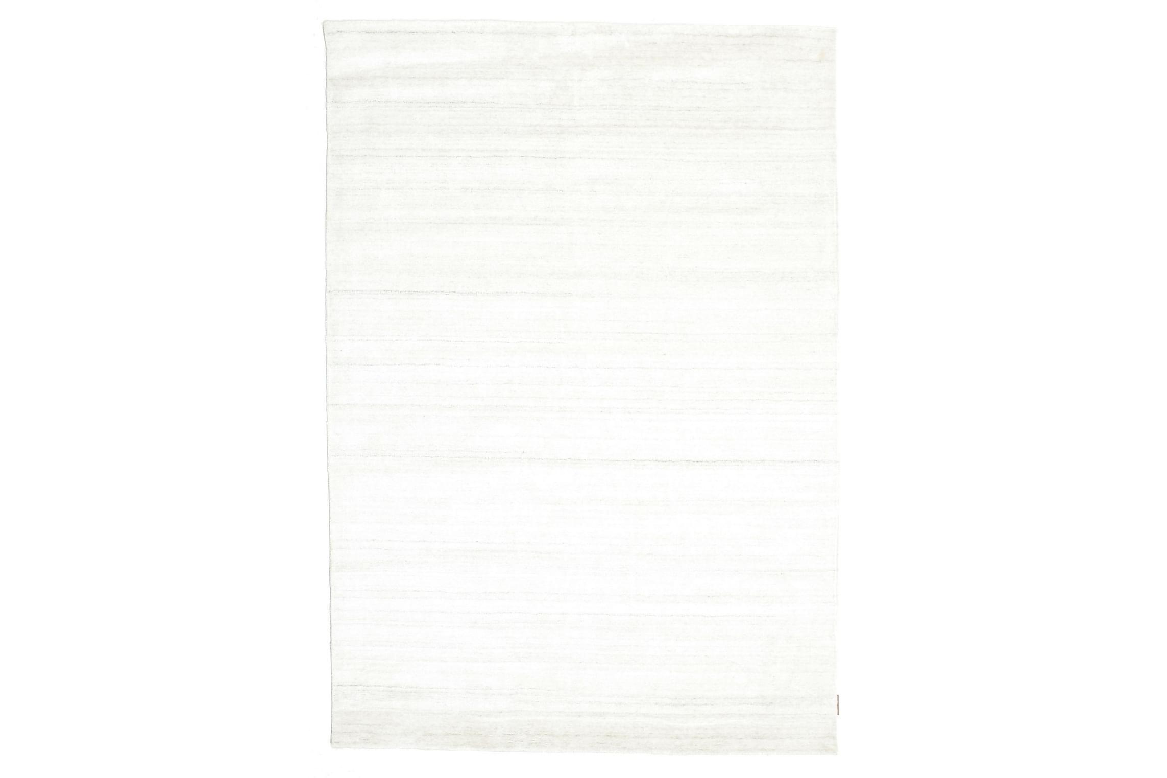 vit stor matta