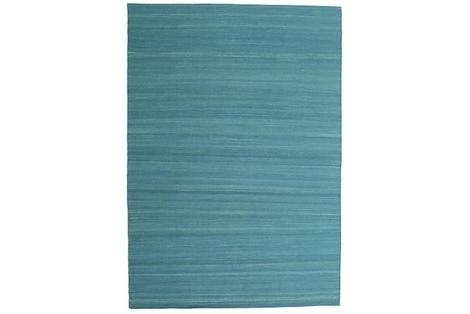 Stor Matta Loom 160x230 - Blå - Heminredning - Mattor - Enfärgade mattor