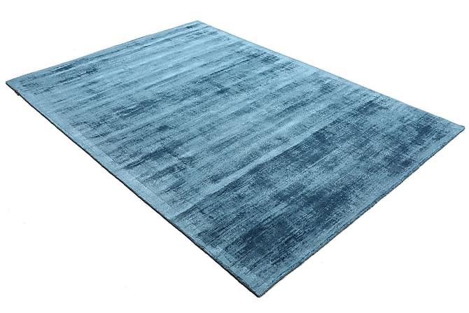 Stor Matta Tribeca 160x230 - Blå - Heminredning - Mattor - Enfärgade mattor