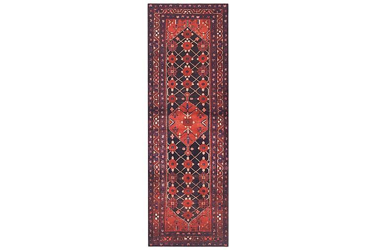 Vista Hamadan Flatvävd Matta 66x200 cm Flerfärgad - Vivace - Heminredning - Mattor - Flatvävda mattor