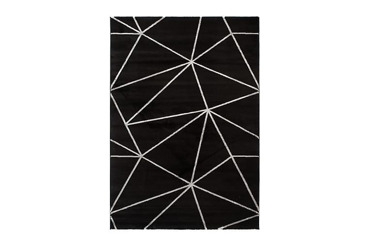 Skravelsbo Lines Matta 200x290 cm - Silver - Heminredning - Mattor - Friezematta