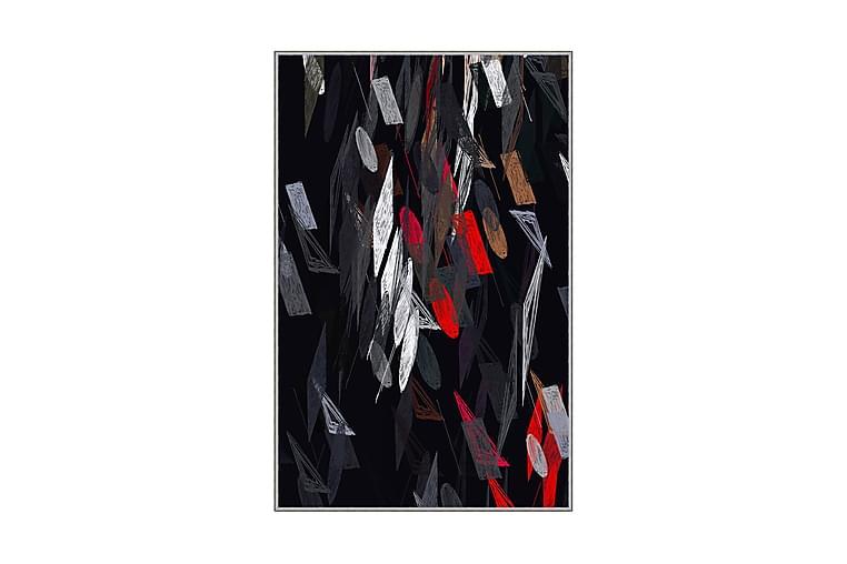 Tolunay Matta 120x180 cm - Flerfärgad - Heminredning - Mattor - Friezematta